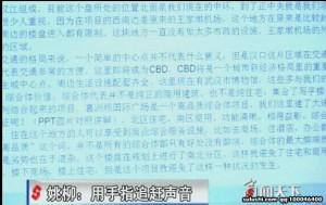2010年湖北电视台报道姚柳
