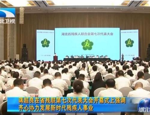 湖北省残联第七次代表大会